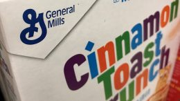 General Mills Stock GIS
